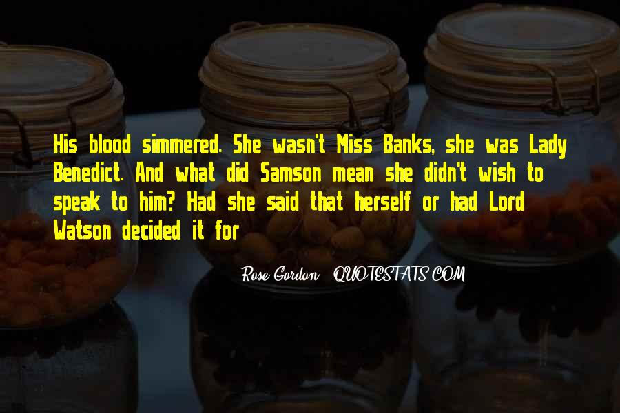 Quotes About Miss Watson #537310