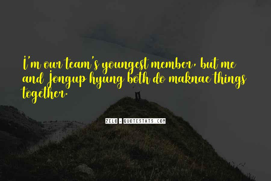 B.a.p Jongup Quotes #1050970