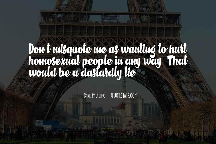 Quotes About Misquote #629201
