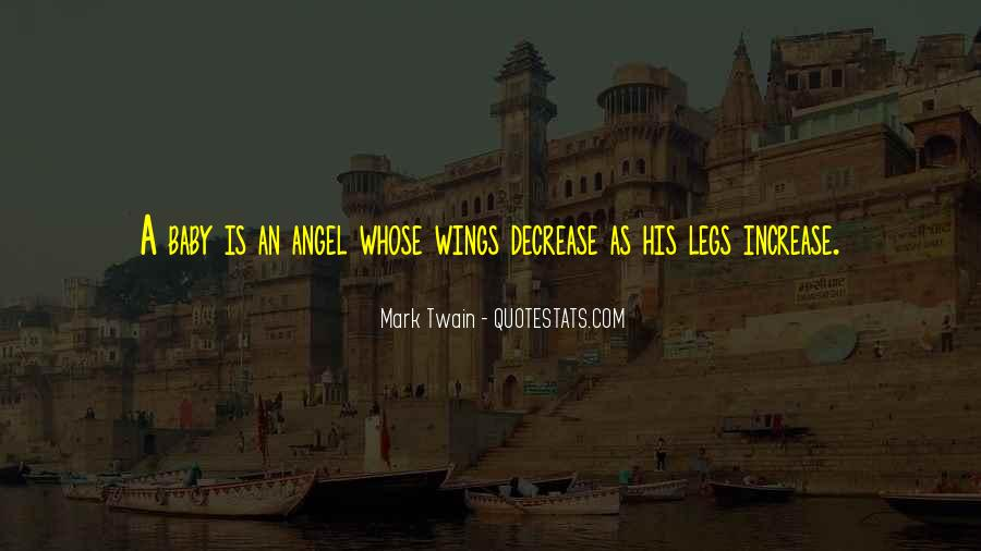 Baby Angel Wings Quotes #583019