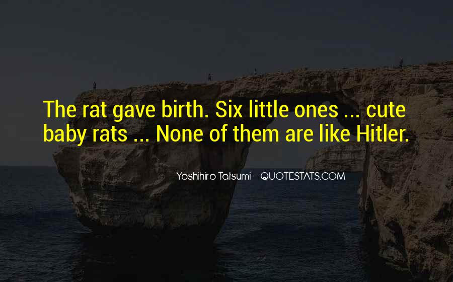 Baby Birth Quotes #1078247