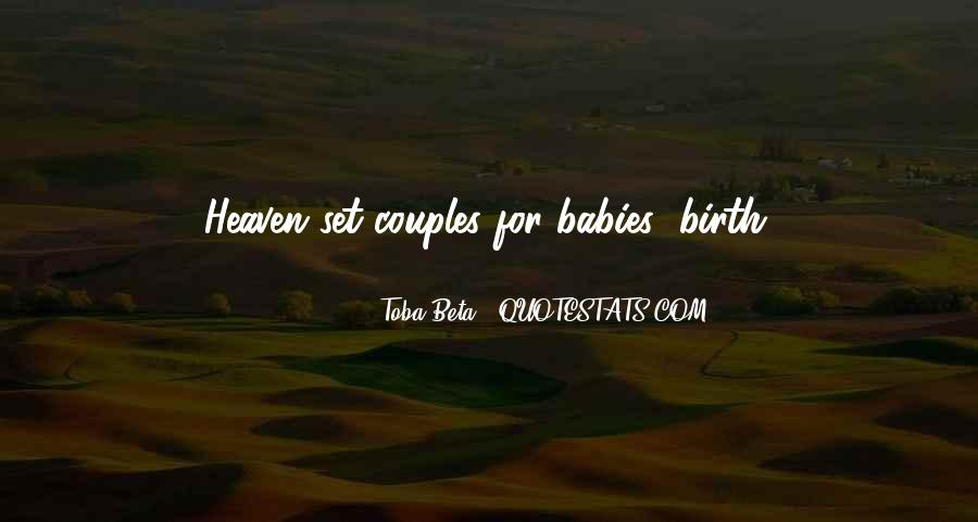 Baby Birth Quotes #1306102