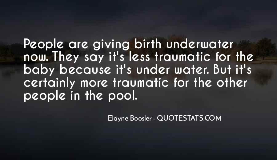 Baby Birth Quotes #809284