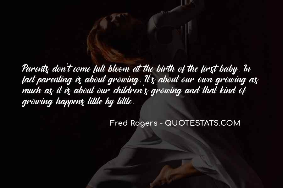 Baby Birth Quotes #853490