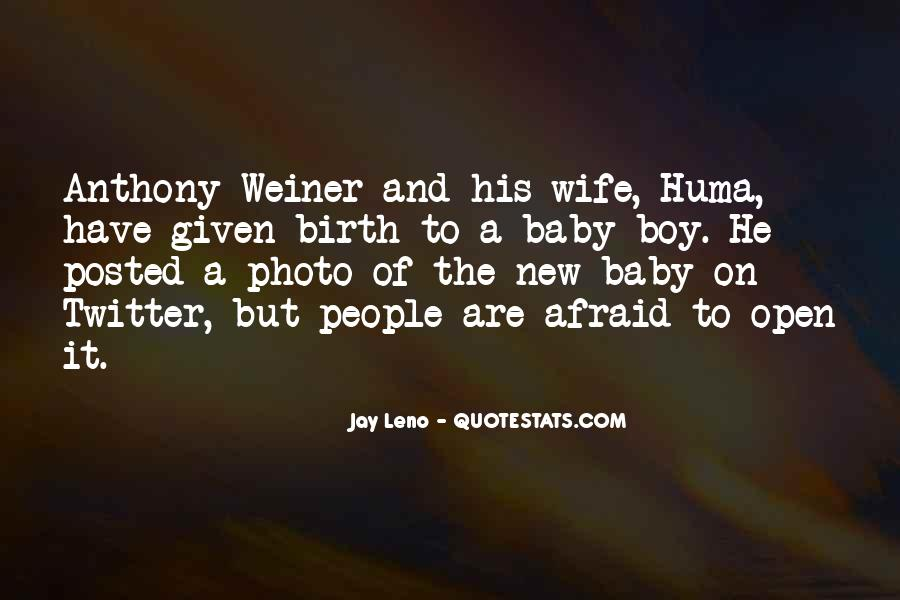 Baby Birth Quotes #975626