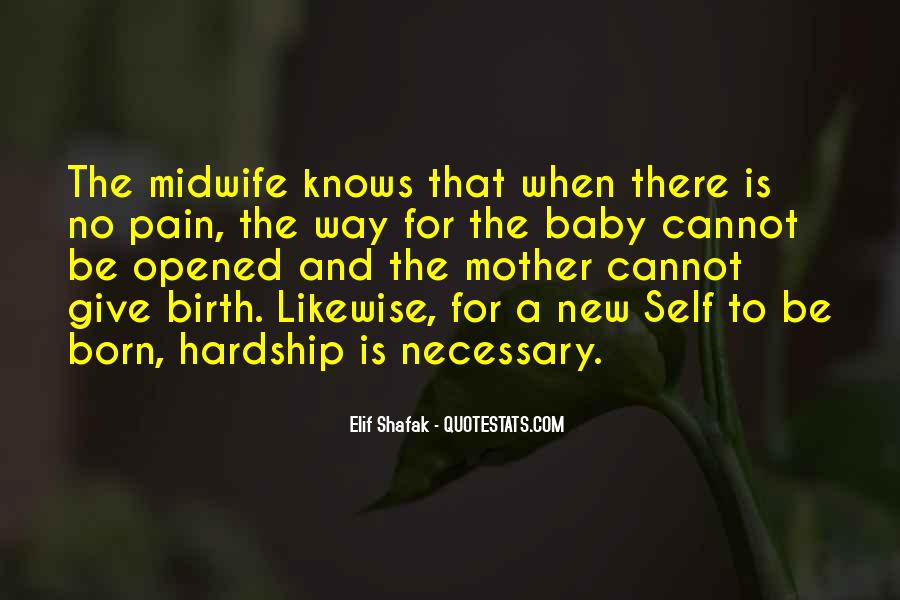 Baby Birth Quotes #984663