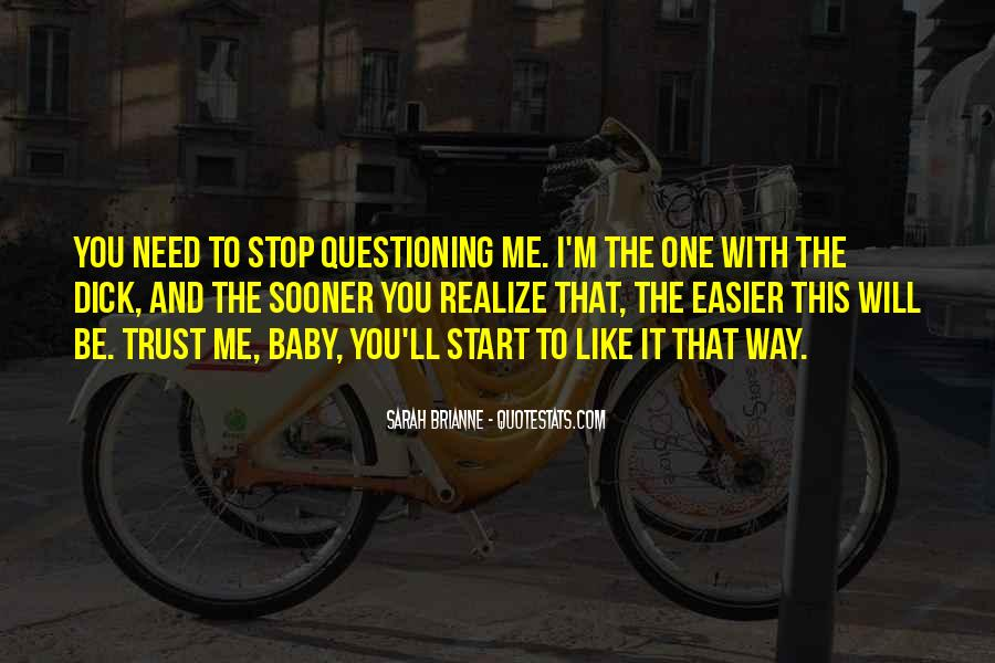 Baby Come To Me Quotes #6590