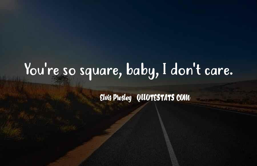 Baby Don't Let Me Go Quotes #143595
