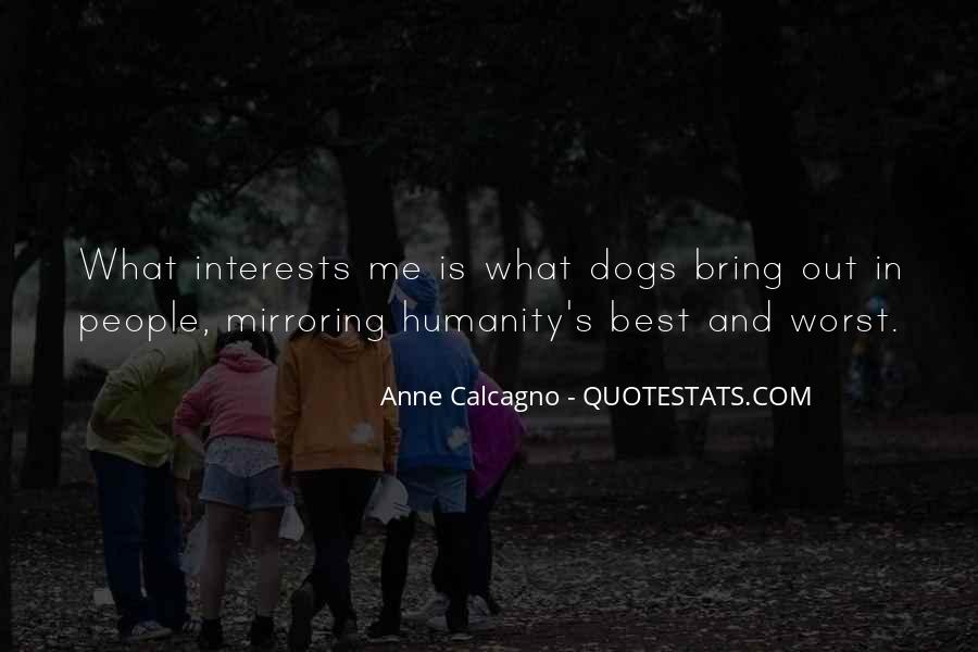 Quotes About Mirroring Others #441478