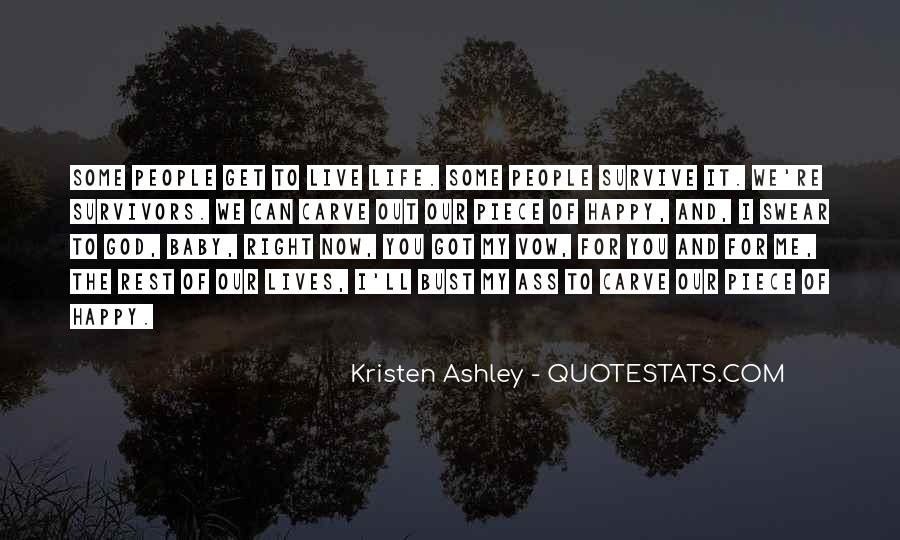 Baby In Whom Quotes #13011