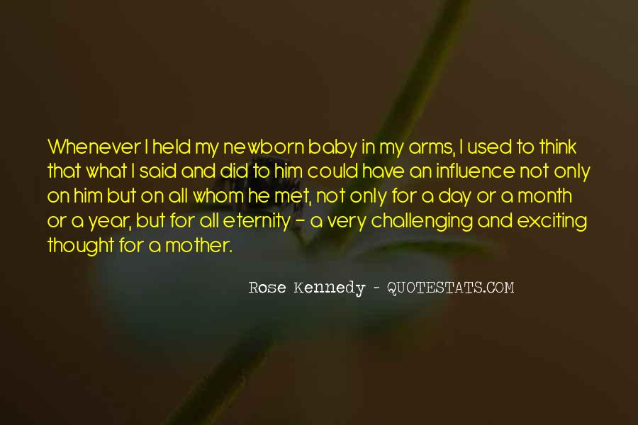 Baby In Whom Quotes #270724
