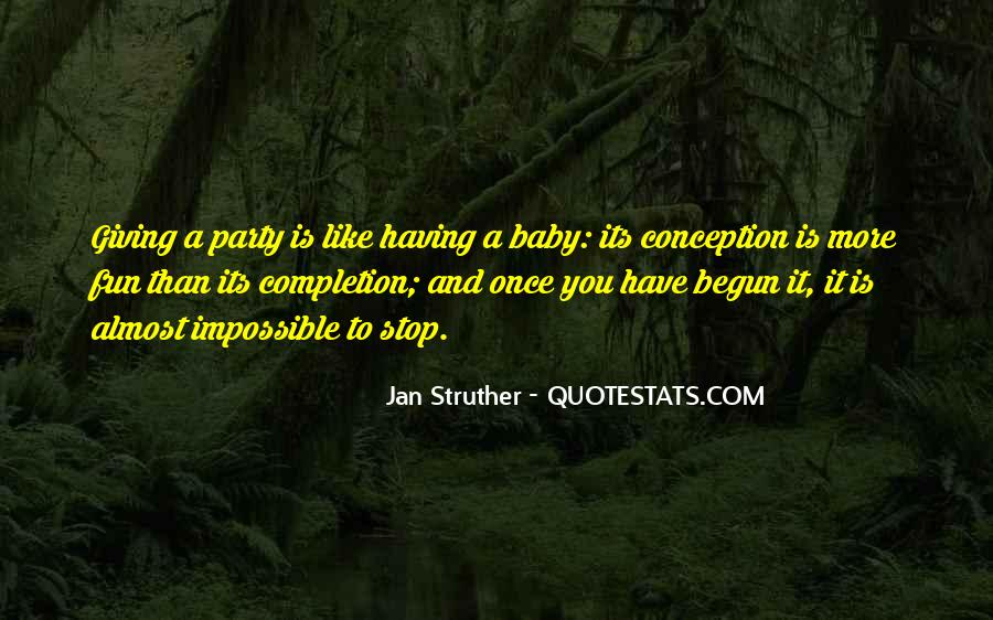 Baby In Whom Quotes #8754