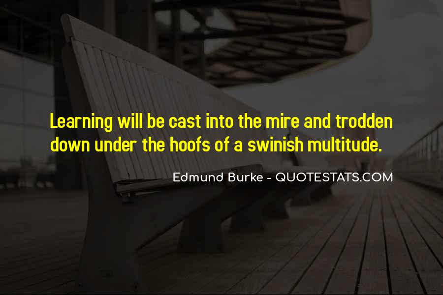 Quotes About Mire #703241