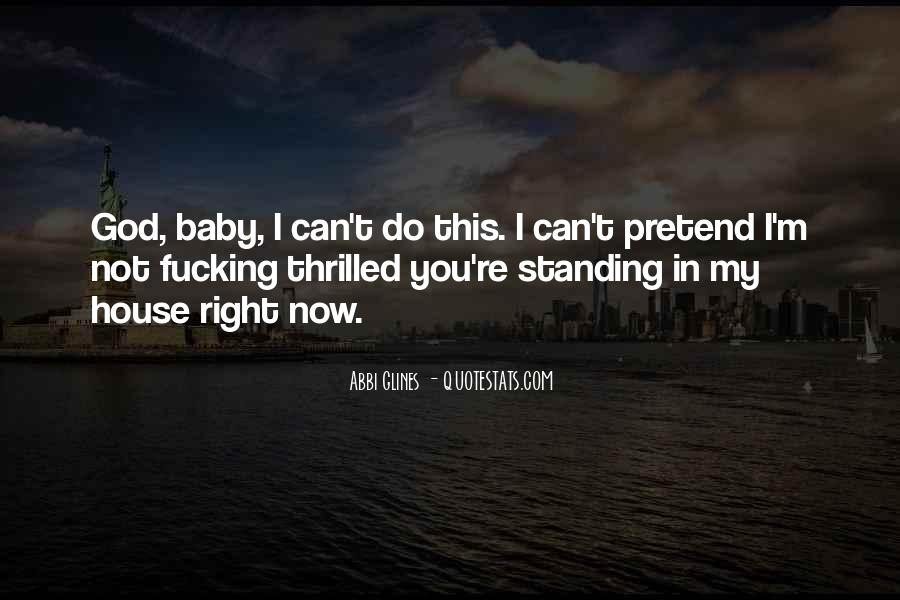 Baby Standing Up Quotes #346624