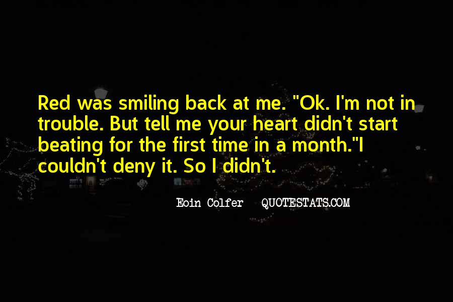 Back Beating Quotes #1566469