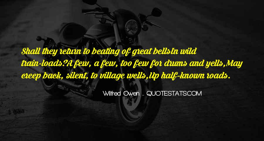 Back Beating Quotes #1875845