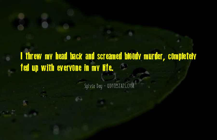 Back In My Life Quotes #183677
