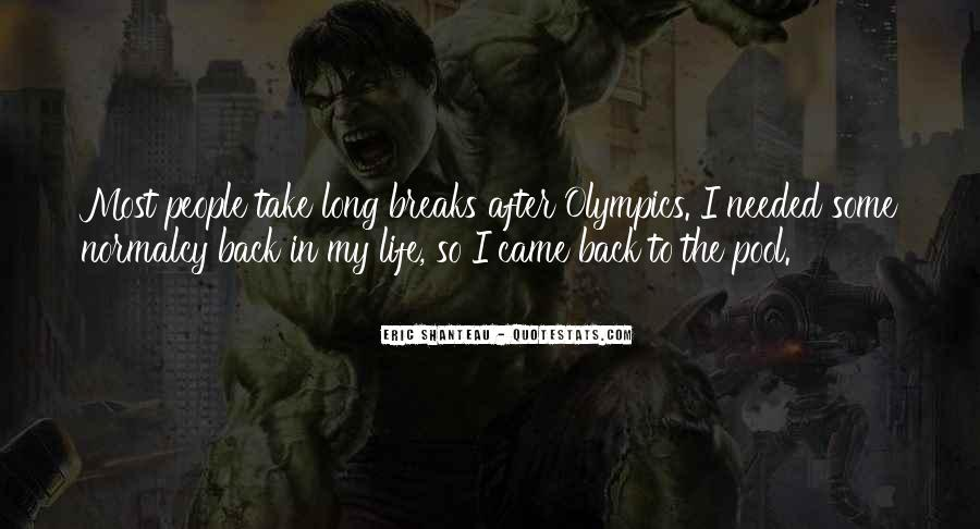 Back In My Life Quotes #193660