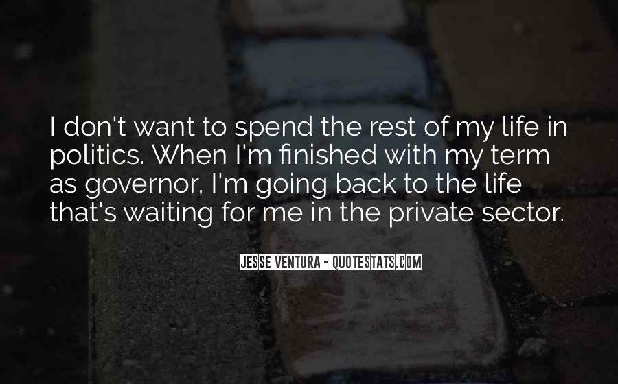 Back In My Life Quotes #262812