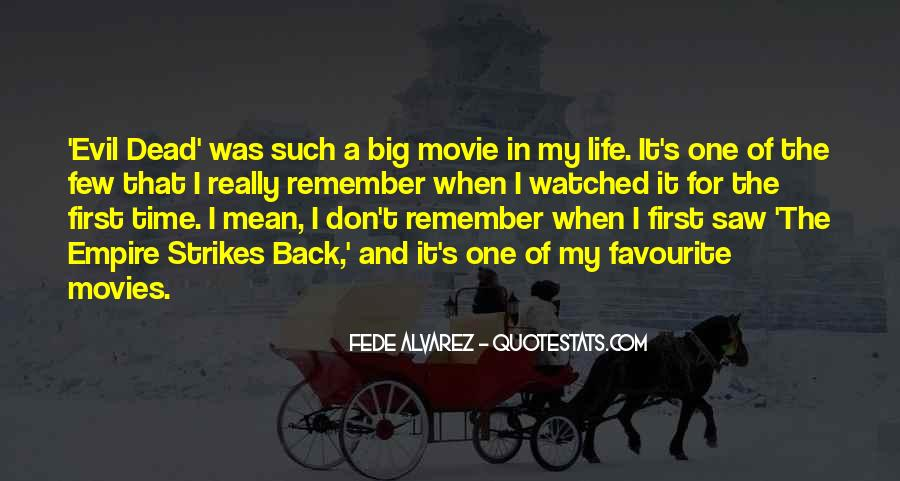 Back In My Life Quotes #3371