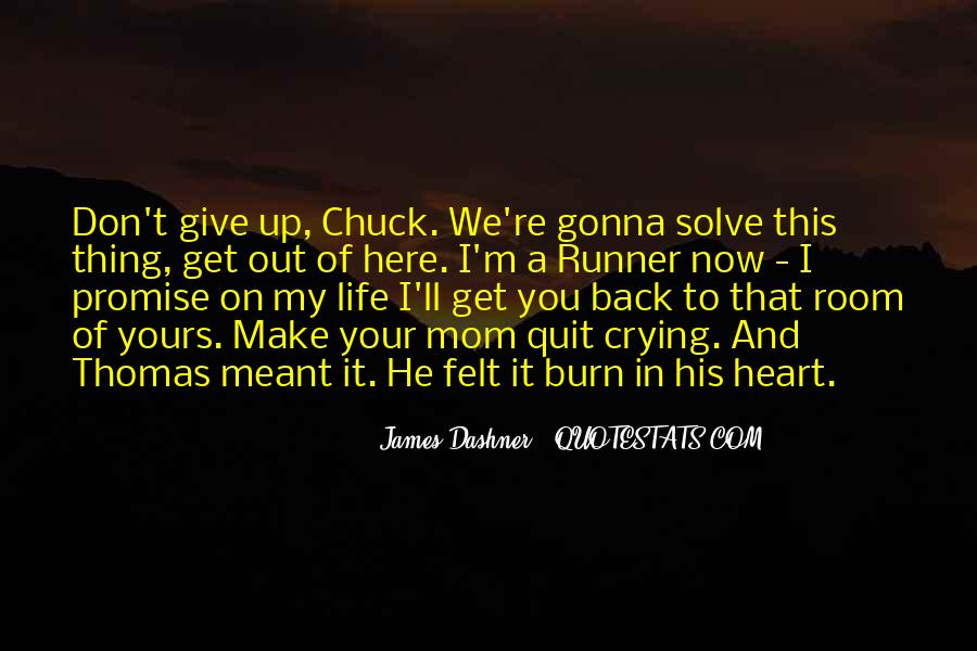 Back In My Life Quotes #34543