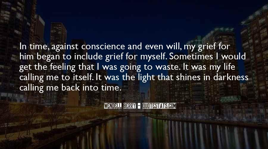 Back In My Life Quotes #56648