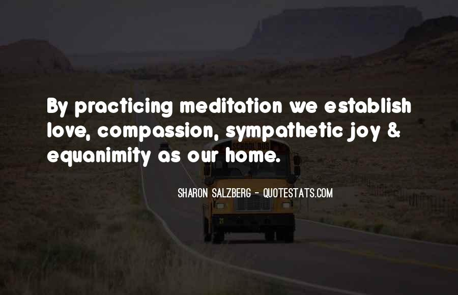 Quotes About Mindfulness Love #1029442