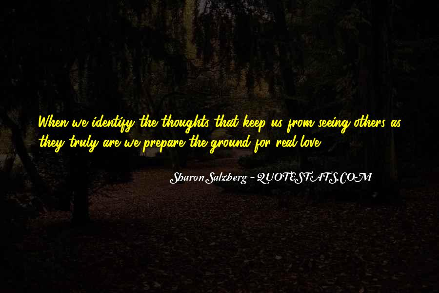 Quotes About Mindfulness Love #131107