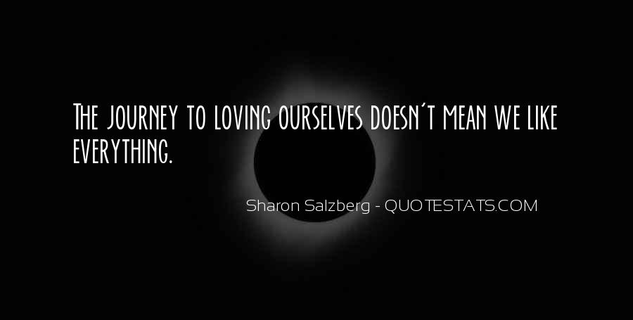 Quotes About Mindfulness Love #251210