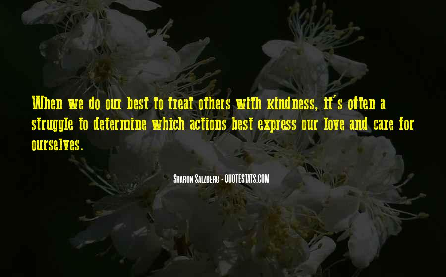 Quotes About Mindfulness Love #681457