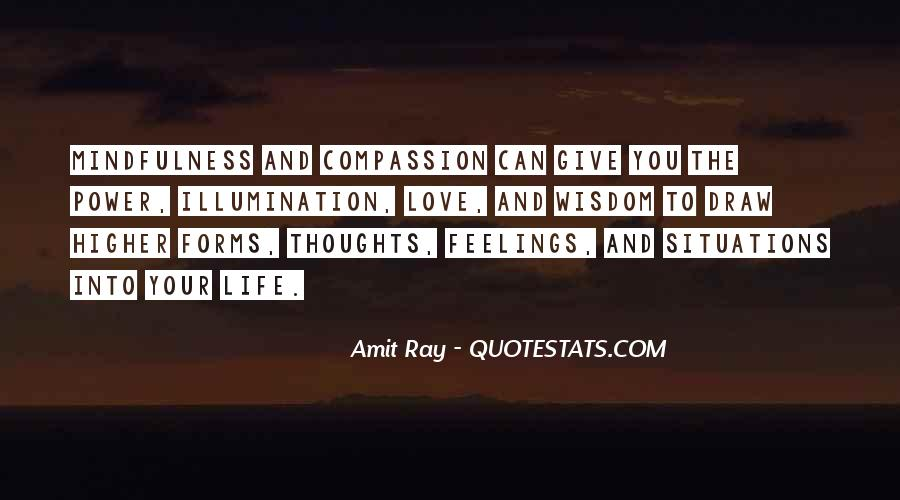 Quotes About Mindfulness Love #896880