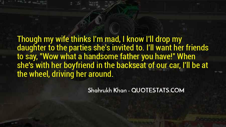 Backseat Driving Quotes #1438911