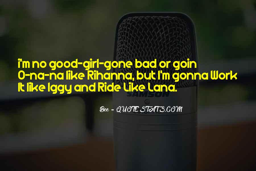 Top 66 Bad But Good Girl Quotes: Famous Quotes & Sayings ...