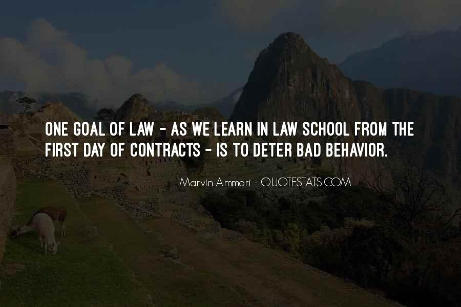 Bad Day At School Quotes #576753