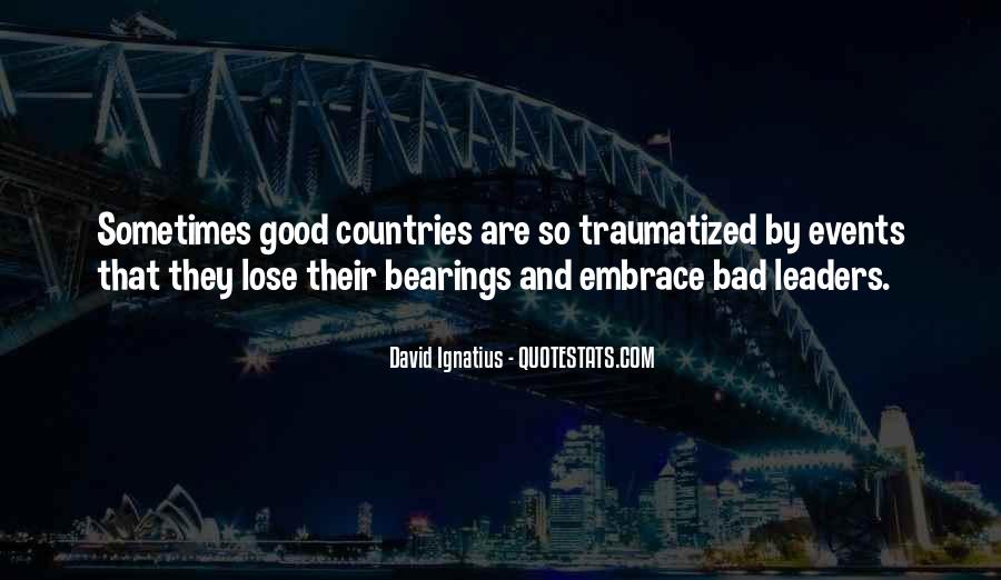 Bad Events Quotes #646852
