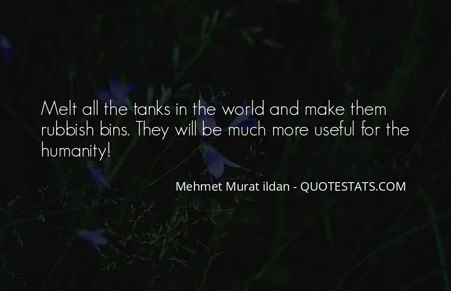 Quotes About Military Tanks #1713477