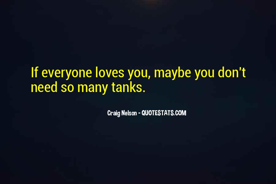Quotes About Military Tanks #618012