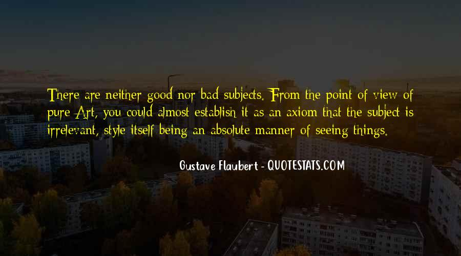 Bad Manner Quotes #144800
