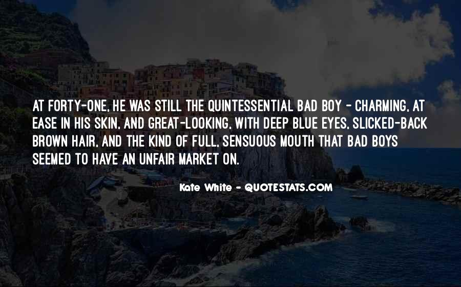 Bad Mouth Me Quotes #1069430