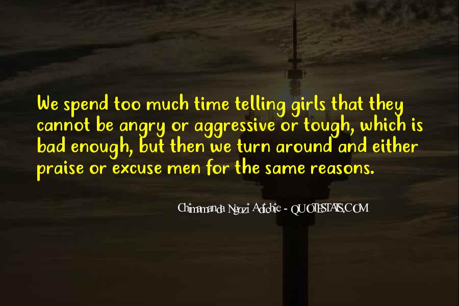 Bad Past Time Quotes #18945