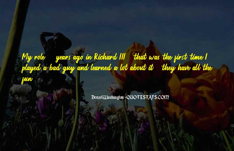 Bad Past Time Quotes #24039