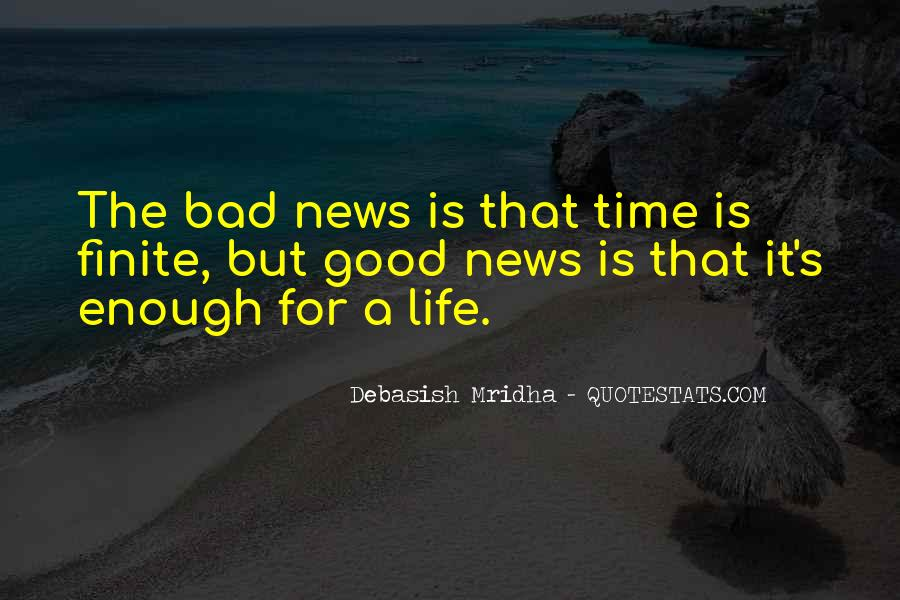 Bad Past Time Quotes #2553