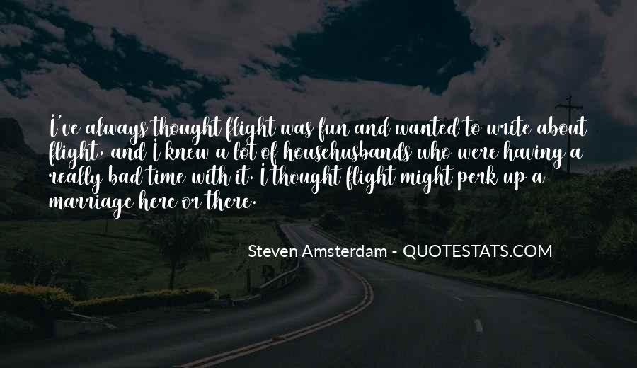 Bad Past Time Quotes #32170
