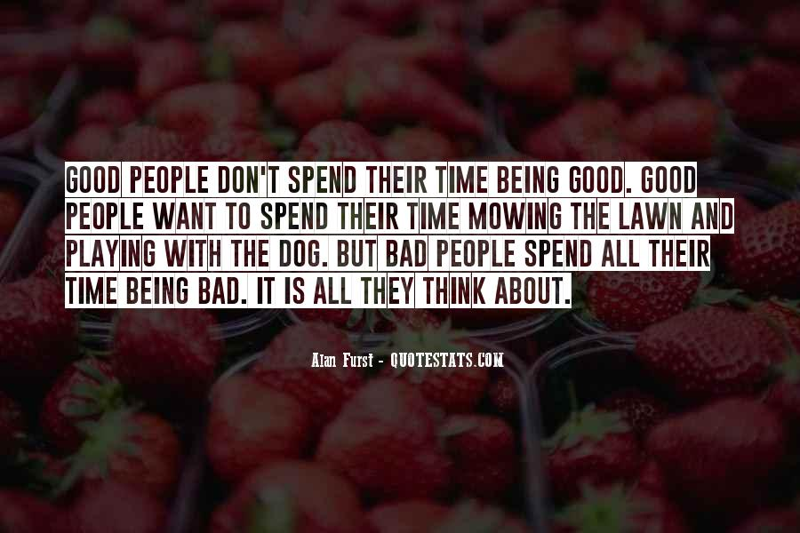 Bad Past Time Quotes #510