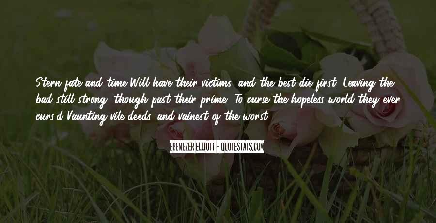 Bad Past Time Quotes #717690