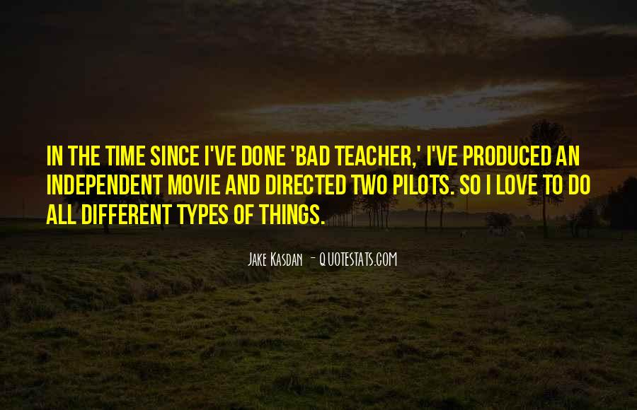 Bad Past Time Quotes #9847