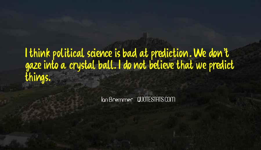 Bad Prediction Quotes #131585