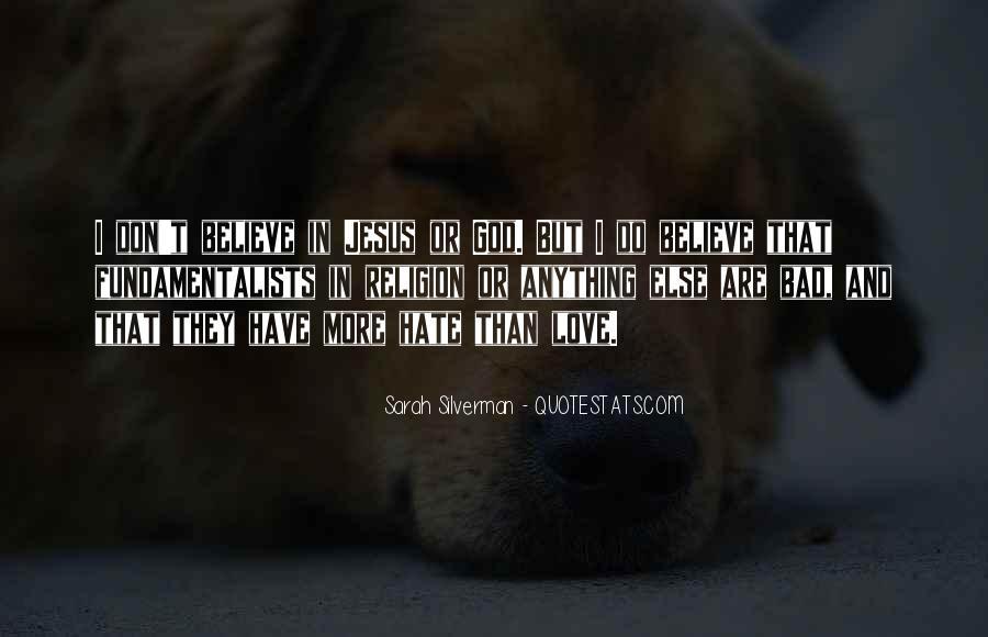 Bad Religion Love Quotes #812640
