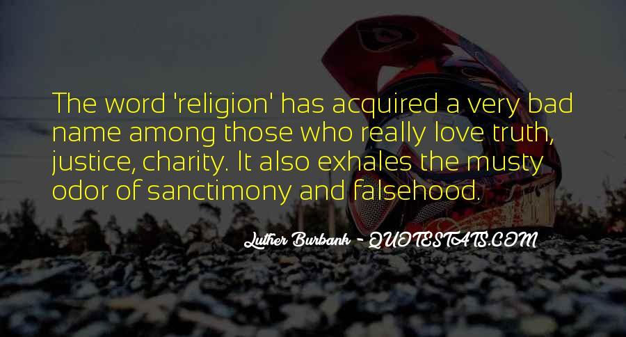 Bad Religion Love Quotes #928147