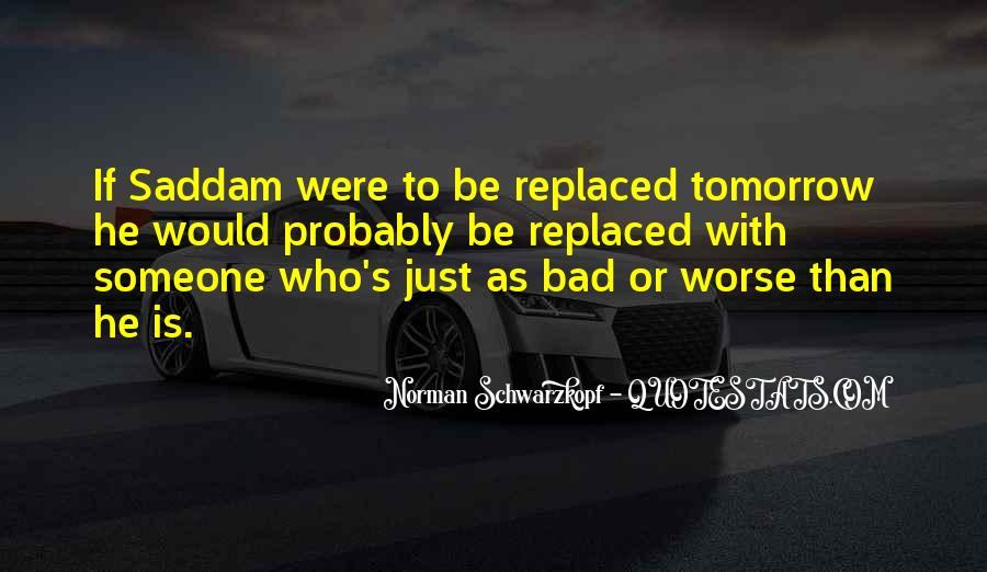 Bad To Worse Quotes #299678